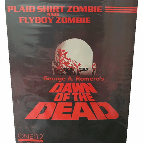 Mezco One:12 Dawn of the Dead 2-Pack Figure Set