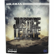 Mezco One 12 DC Justice League Aquaman Figure
