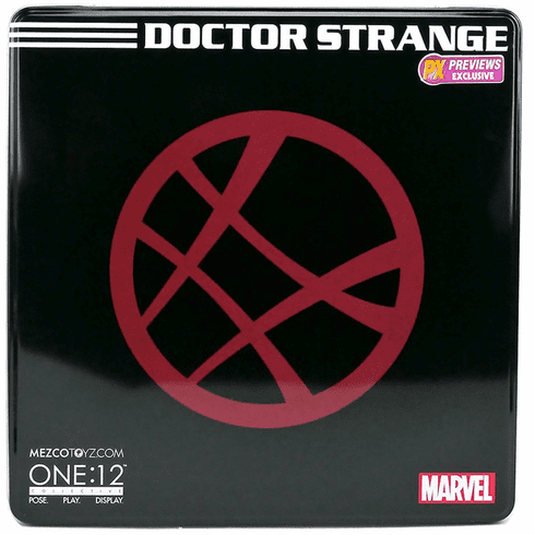 Mezco One 12 Marvel Defenders Doctor Strange Figure