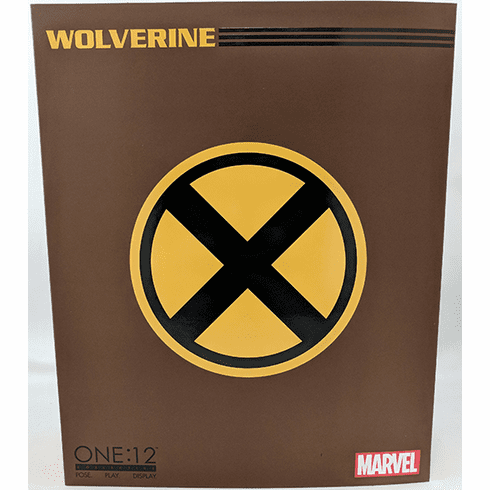 Mezco One 12 Marvel Wolverine Figure