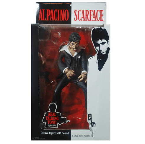 Mezco Scarface The Fall Figure