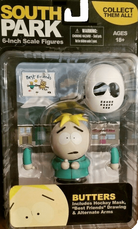 Mezco South Park Classic Butters Action Figure