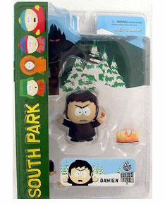 Mezco South Park Damien Action Figure