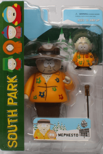 Mezco South Park Mephesto Figure