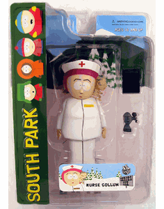 Mezco South Park Nurse Gollum Action Figure