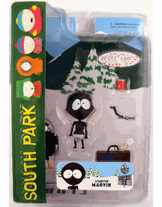 Mezco South Park Starvin Marvin Action Figure