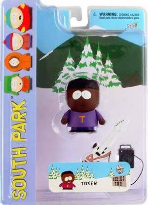 Mezco South Park Token Action Figure