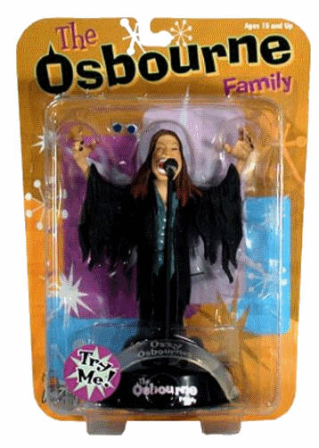 Mezco The Osbourne Family Showtime Ozzy Osbourne Figure