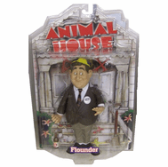 Mezco Toys Animal House Flounder Figure