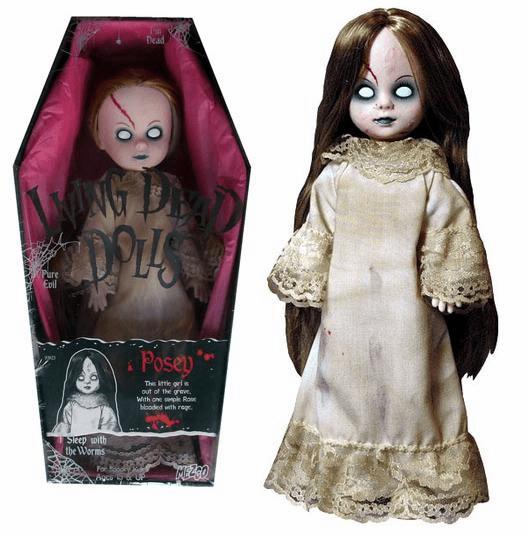 Mezco Toyz Living Dead Dolls 13th Anniversary Posey Doll