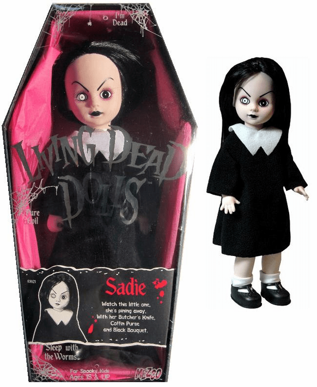 Mezco Toyz Living Dead Dolls 13th Anniversary Sadie Doll