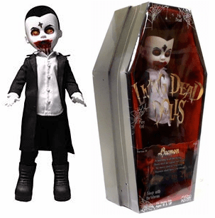 Mezco Toyz Living Dead Dolls 19 Haemon Doll
