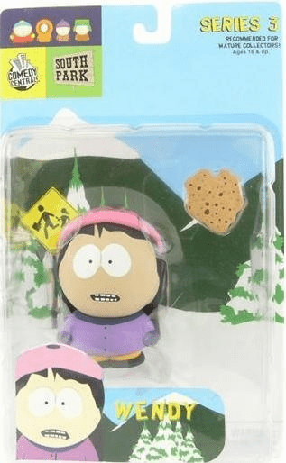 Mirage South Park Wendy Action Figure