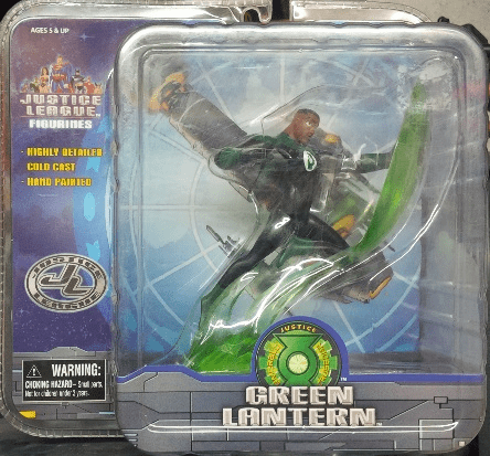 Monogram Masterworks Justice League Green Lantern Figurine
