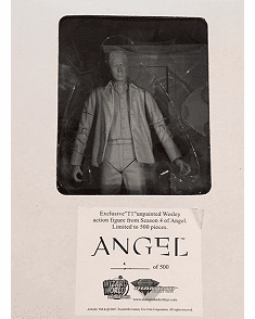 Moore Action Collectibles Angel Pre-Production Wesley Figure