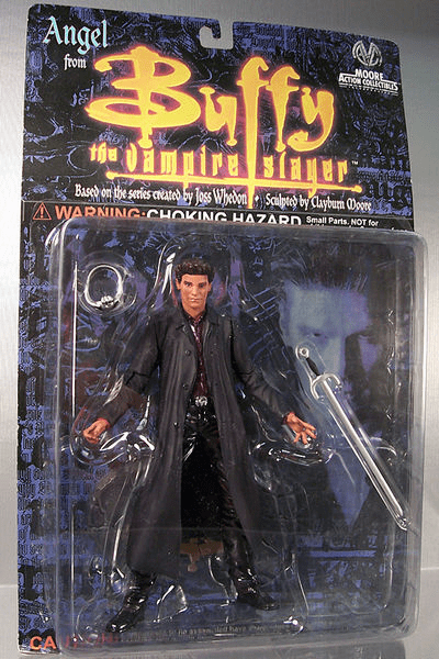 Moore Action Collectibles Buffy The Vampire Slayer Angel Figure
