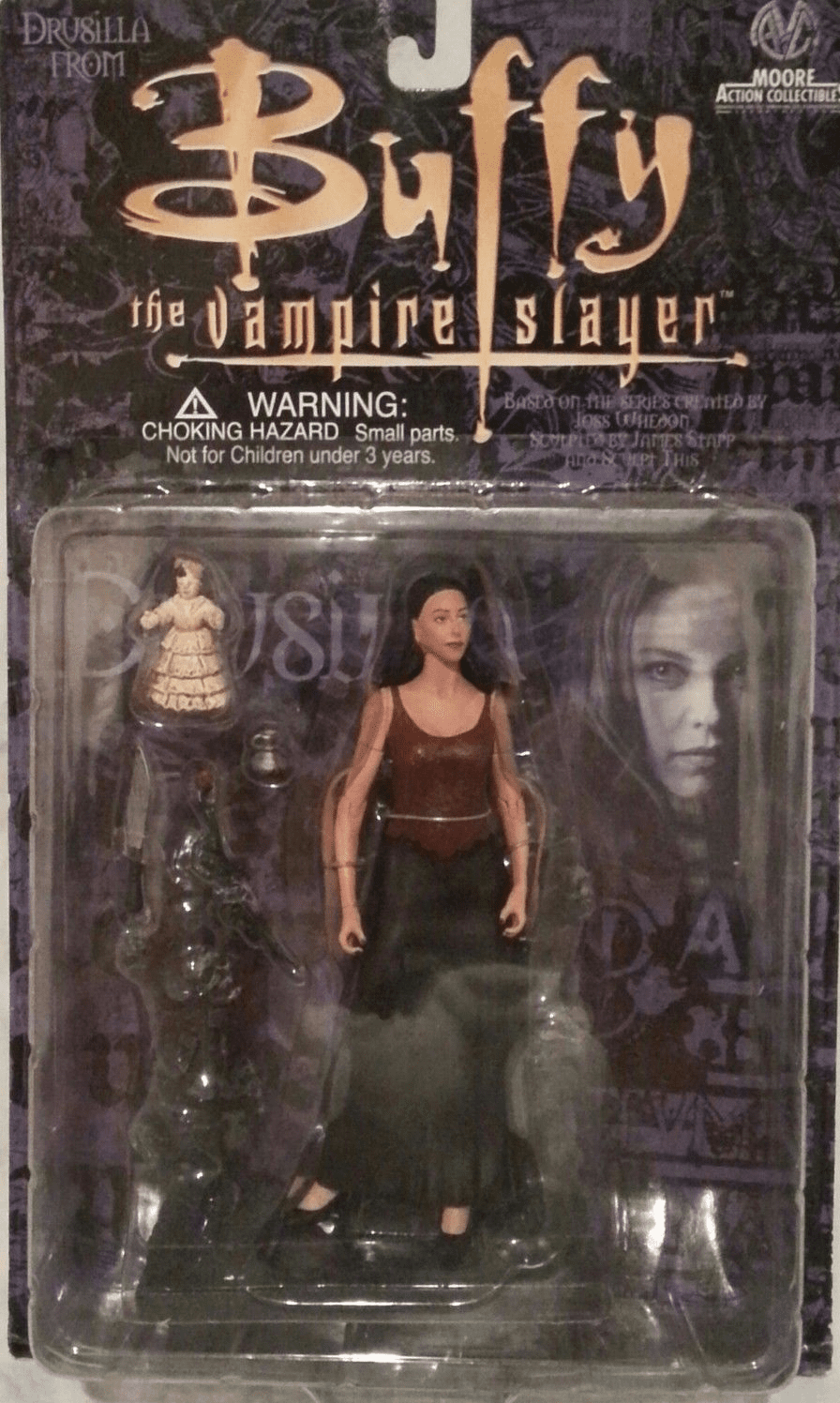 Moore Action Collectibles Buffy The Vampire Slayer Drusilla Figure