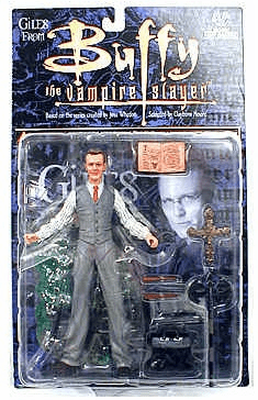 Moore Action Collectibles Buffy The Vampire Slayer Giles Figure