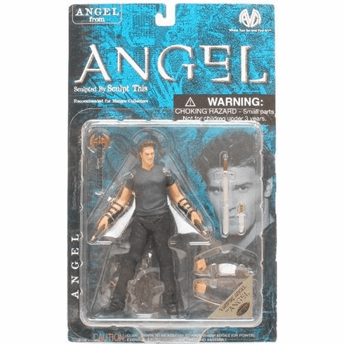 Moore Action Collectibles Buffy Vampire Slayer Vampire Angel Figure