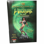 Moore Creations Witchblade Mini Statue
