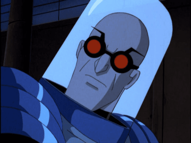 Mr. Freeze Action Figures and Statues
