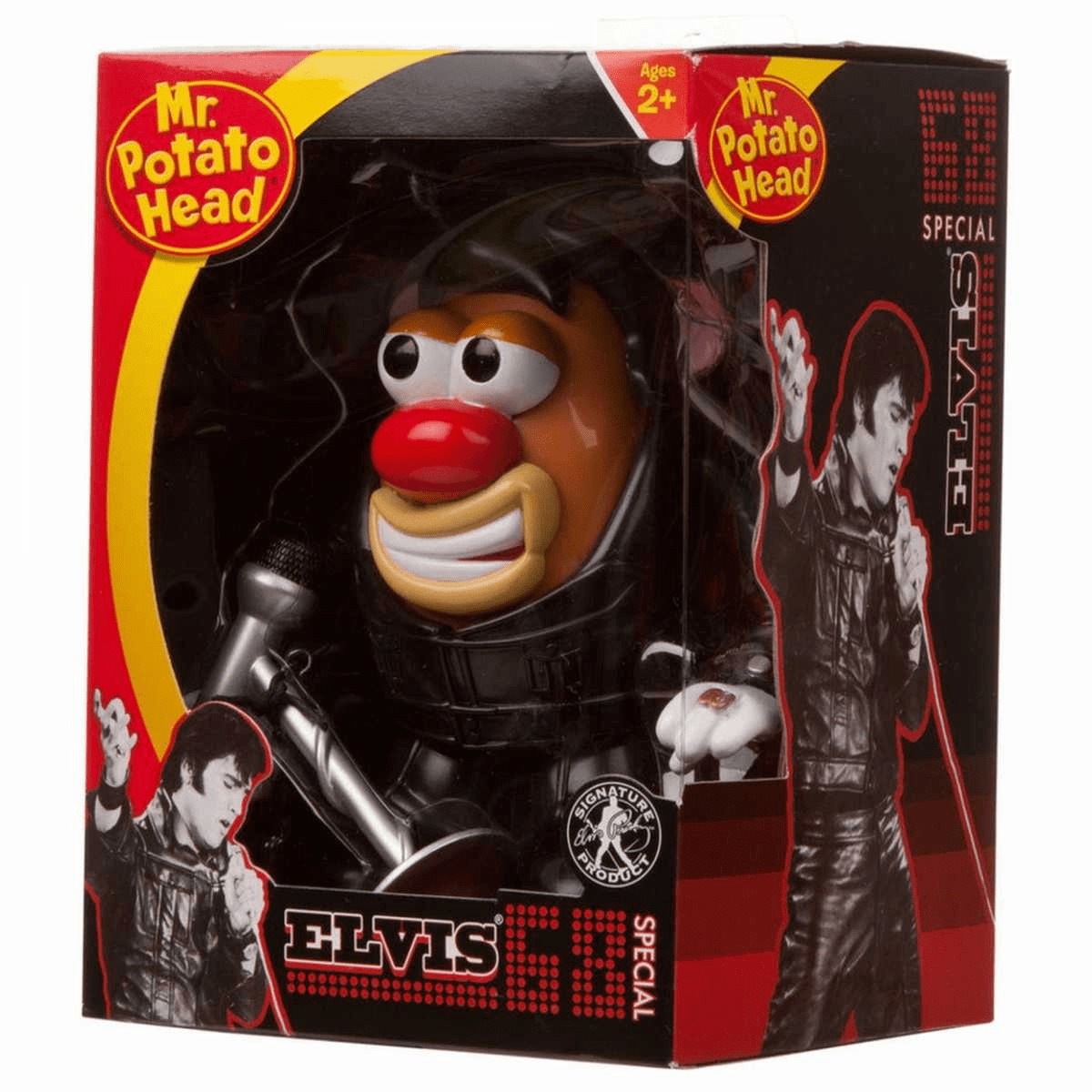 Mr. Potato Head Elvis Presley 68 Special Figure
