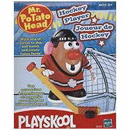 Mr. Potato Head Hockey Player Figure