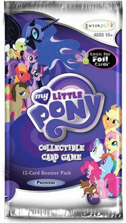 My Little Pony CCG Premiere Booster Pack