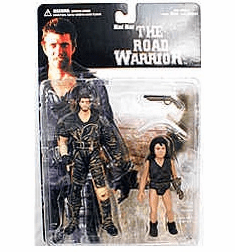 N2 Toys Mad Max The Road Warrior Mad Max and Child Figure