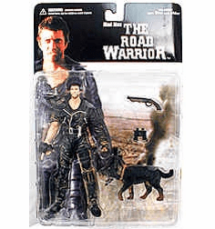 N2 Toys Mad Max The Road Warrior Mad Max and Dog Figure