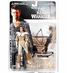 N2 Toys Mad Max The Road Warrior Woman Figure