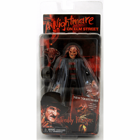 NECA A Nightmare on Elm Street New Nightmare Freddy Krueger Figure