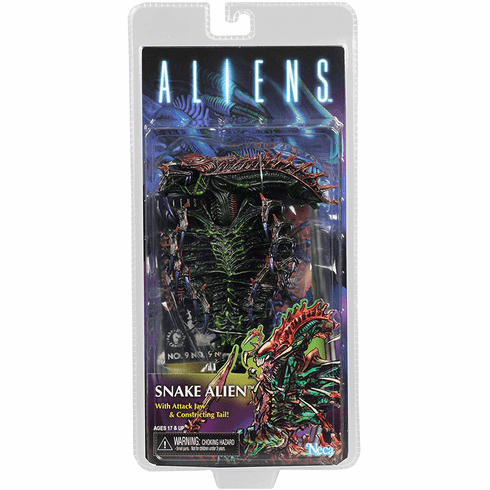 NECA Aliens Snake Alien Action Figure