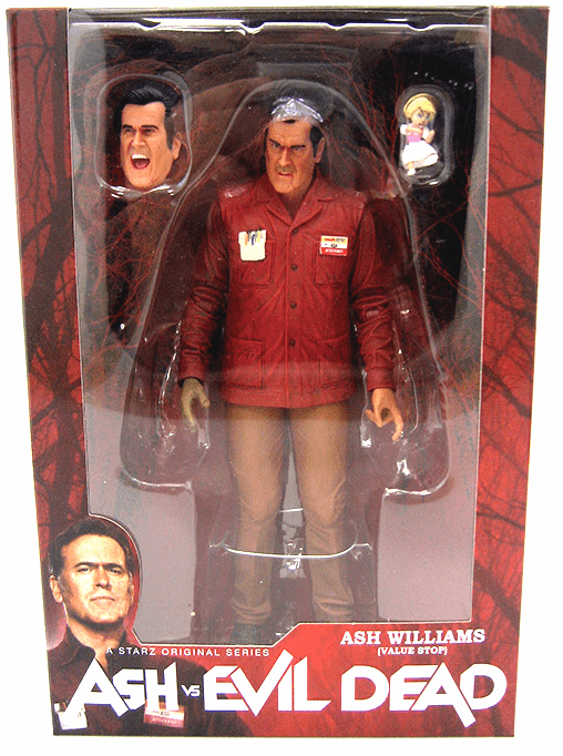 NECA Ash vs. Evil Dead Value Stop Ash Figure