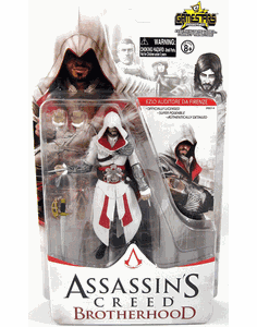 NECA Assassin's Creed Brotherhood Ezio Auditore Da Firenze Figure