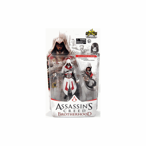 Neca Assassin S Creed Brotherhood Ezio Auditore Da Firenze Figure