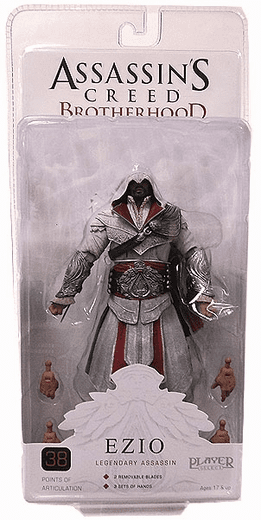 NECA Assassin's Creed Brotherhood Ezio Figure