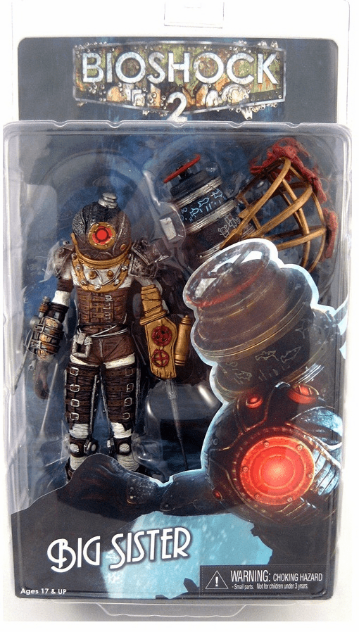 NECA Bioshock 2 Big Sister Action Figure