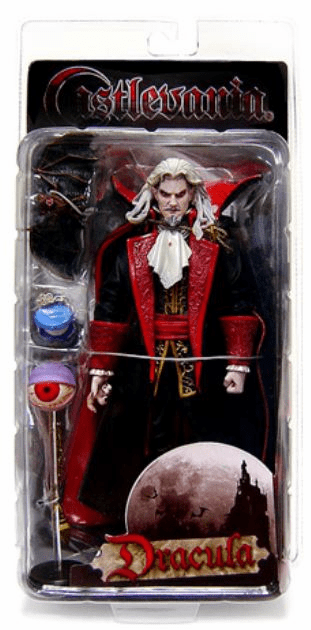 NECA Castlevania Dracula Closed-Mouth Action Figure