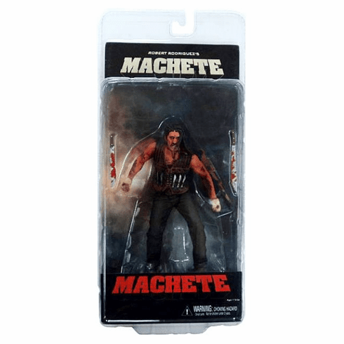 NECA Cult Classics Hall of Fame Machete Figure