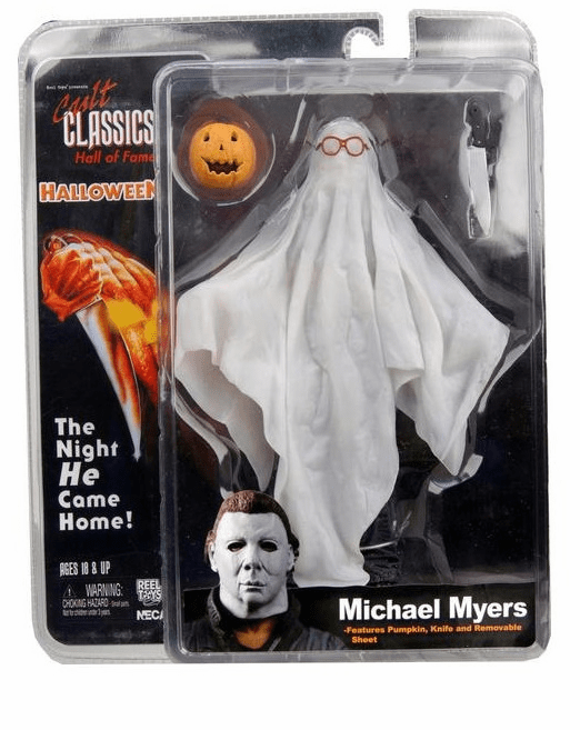 NECA Cult Classics Hall of Fame Series 3 Michael Myers Action Figure