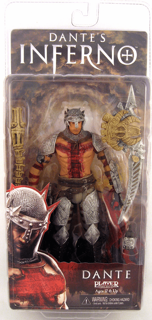 NECA Dante's Inferno Dante Action Figure