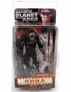 NECA Dawn of the Planet of the Apes Koba Figure