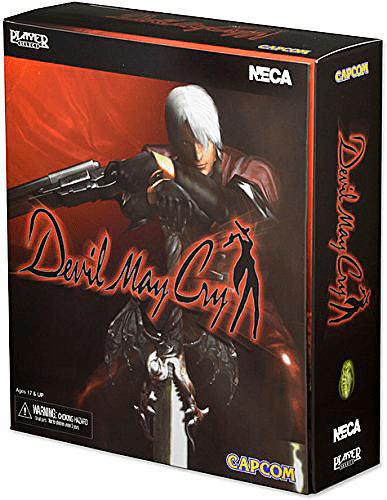 NECA Devil May Cry Ultimate Dante Figure