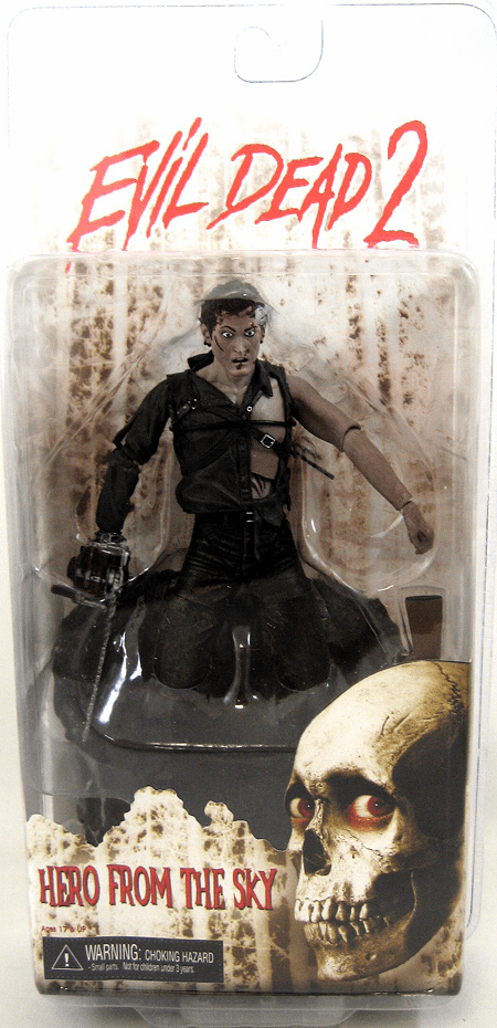 NECA Evil Dead 2 SDCC Hero From The Sky Action Figure