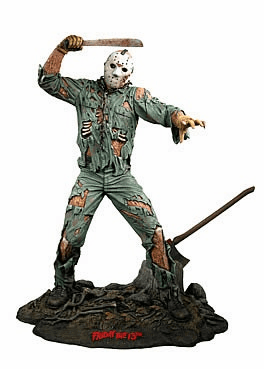 "NECA Friday the 13th Jason Voorhees 15"" Resin Statue"