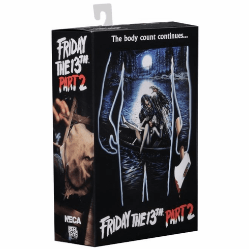 NECA Friday the 13th Part 2 Jason Voorhees Ultimate Figure