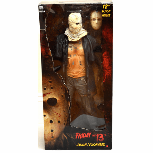 NECA Friday the 13th Quarter Scale Jason Voorhees Figure
