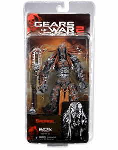 NECA Gears of War 2 Skorge Action Figure