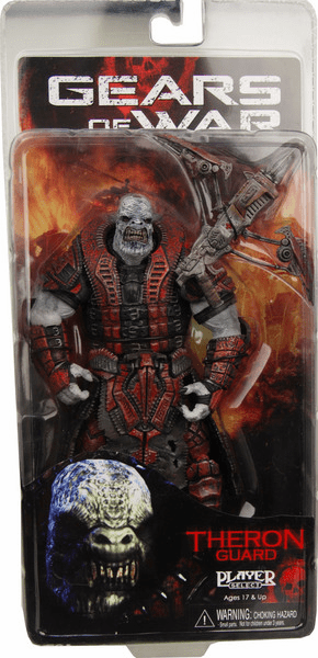 NECA Gears of War Theron Guard Figure